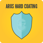 Arus hard coating